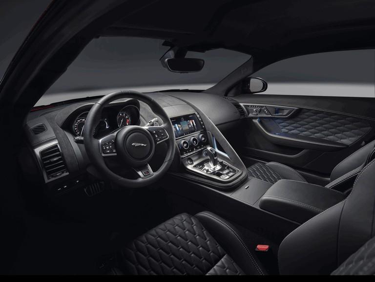 2017 Jaguar F-type SVR coupé 456767