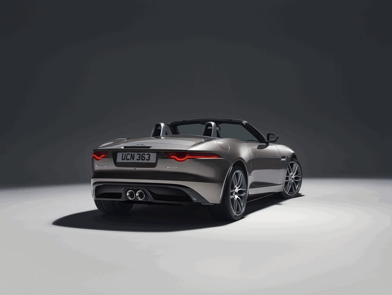 2017 Jaguar F-type R-Dynamic convertible 456799