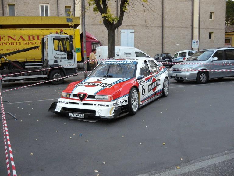 1996 Alfa Romeo 155 V6 TI ITC 195952