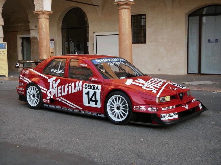 1996 Alfa Romeo 155 V6 TI ITC 195960