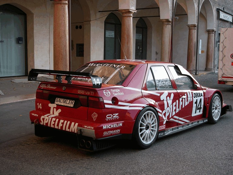 1996 Alfa Romeo 155 V6 TI ITC 195962