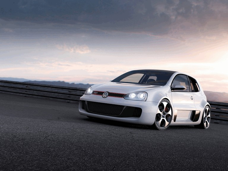 2007 Volkswagen Golf GTI W12 650 225133