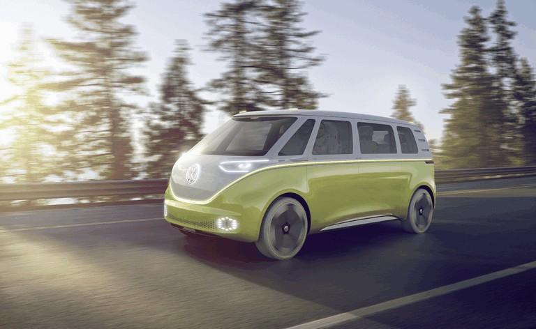 2017 Volkswagen I.D. BUZZ concept 456971
