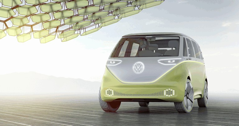2017 Volkswagen I.D. BUZZ concept 456976