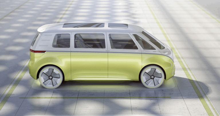 2017 Volkswagen I.D. BUZZ concept 456978