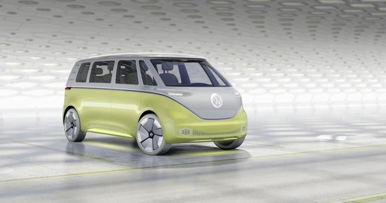 2017 Volkswagen I.D. BUZZ concept 456979