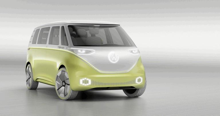 2017 Volkswagen I.D. BUZZ concept 456983