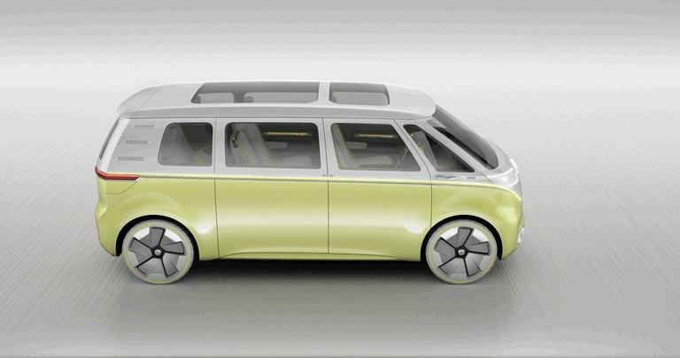2017 Volkswagen I.D. BUZZ concept 456985
