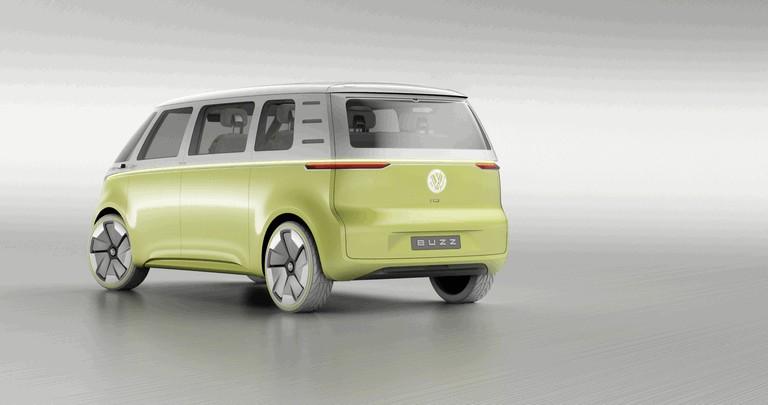 2017 Volkswagen I.D. BUZZ concept 456987