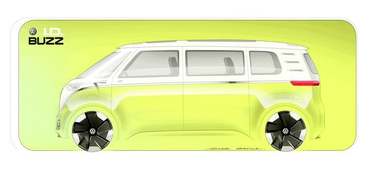 2017 Volkswagen I.D. BUZZ concept 456997
