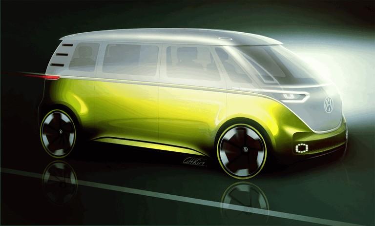 2017 Volkswagen I.D. BUZZ concept 456999