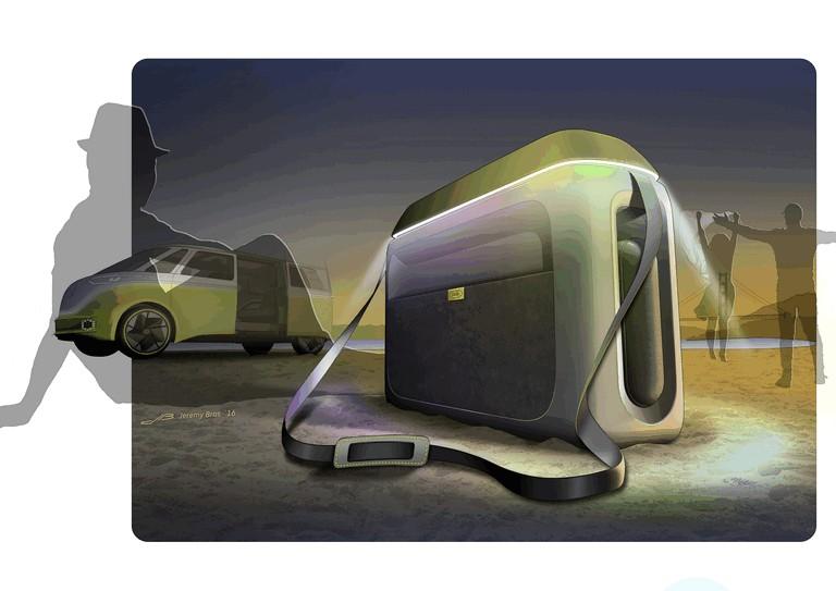 2017 Volkswagen I.D. BUZZ concept 457003