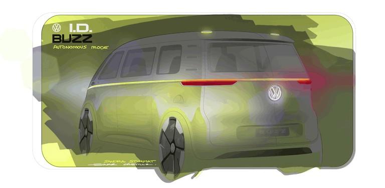 2017 Volkswagen I.D. BUZZ concept 457006