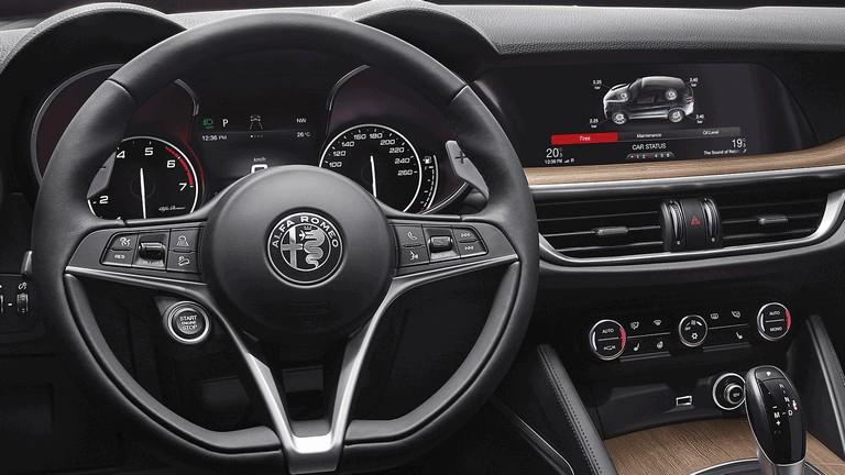 Alfa Romeo Stelvio First Edition >> 2017 Alfa Romeo Stelvio First Edition 457014 Best Quality