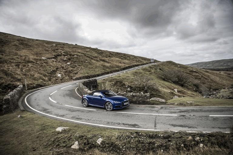 2017 Audi TT TDI quattro - UK version 457062