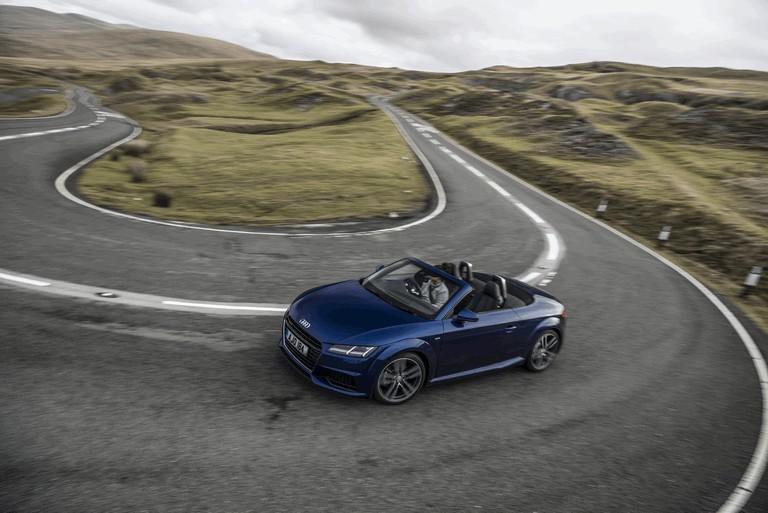 2017 Audi TT TDI quattro - UK version 457063