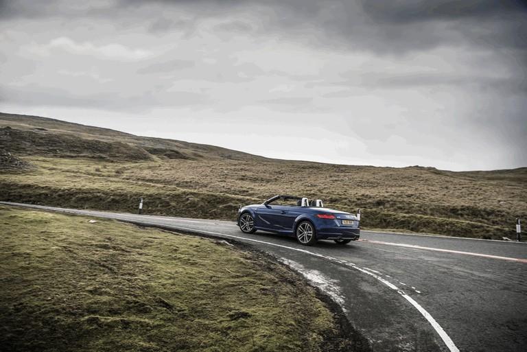2017 Audi TT TDI quattro - UK version 457064
