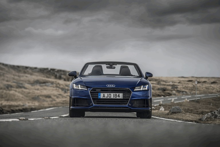 2017 Audi TT TDI quattro - UK version 457065