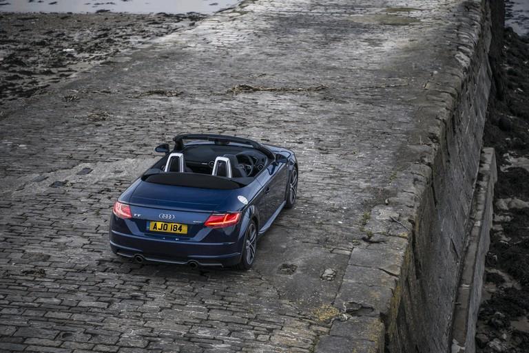 2017 Audi TT TDI quattro - UK version 457068