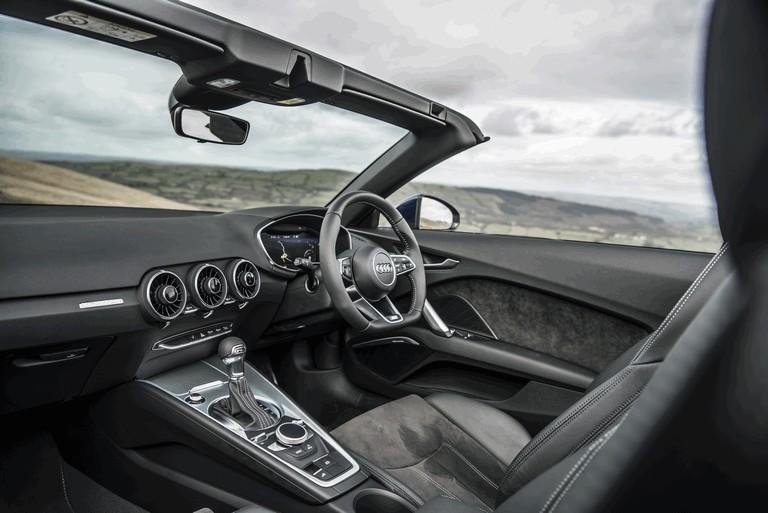 2017 Audi TT TDI quattro - UK version 457072