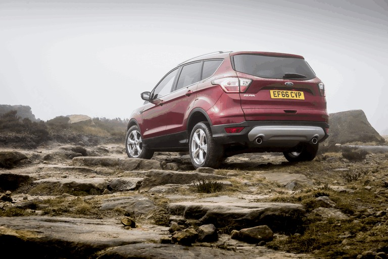 2017 Ford Kuga - UK version 457326