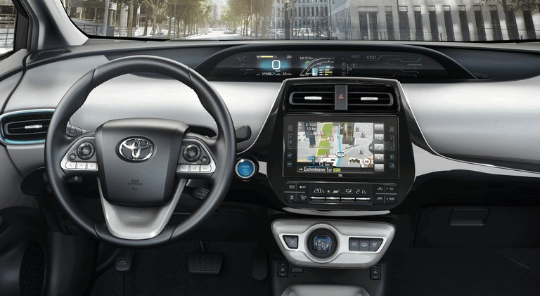 2017 Toyota Prius Plug In Hybrid 457696