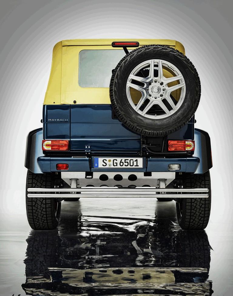 2017 Mercedes-Maybach G 650 Landaulet 457805