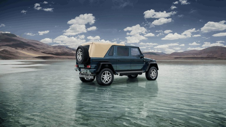 2017 Mercedes-Maybach G 650 Landaulet 457815