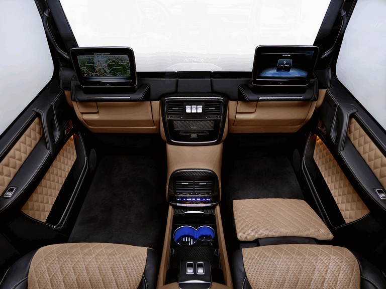 2017 Mercedes-Maybach G 650 Landaulet 457818
