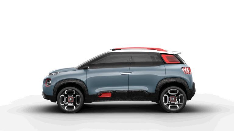 2017 Citroën C-Aircross concept 457825