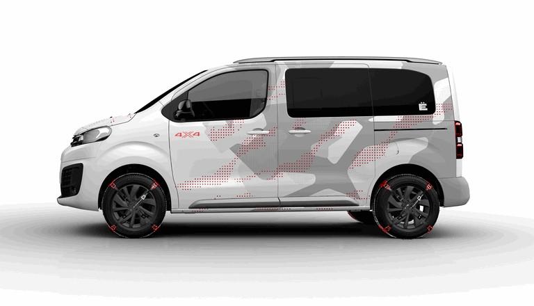2017 Citroën SpaceTourer 4X4 Ë Concept 457999