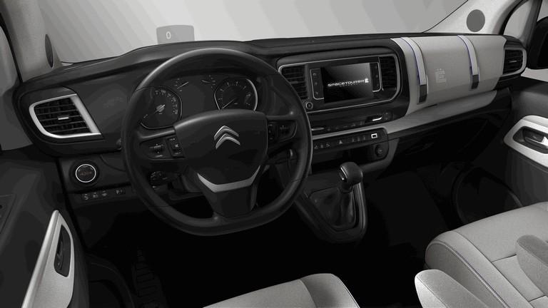 2017 Citroën SpaceTourer 4X4 Ë Concept 458002
