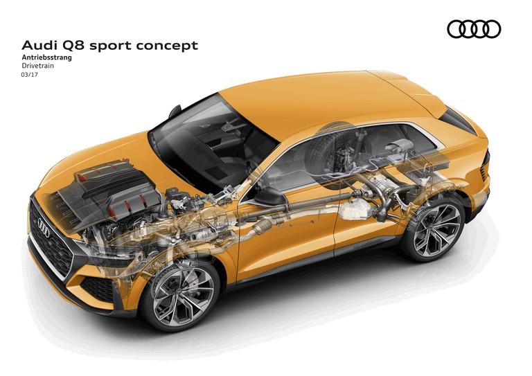 2017 Audi Q8 sport concept 458622