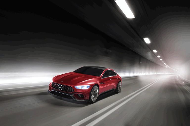 2017 Mercedes-AMG GT concept 458885