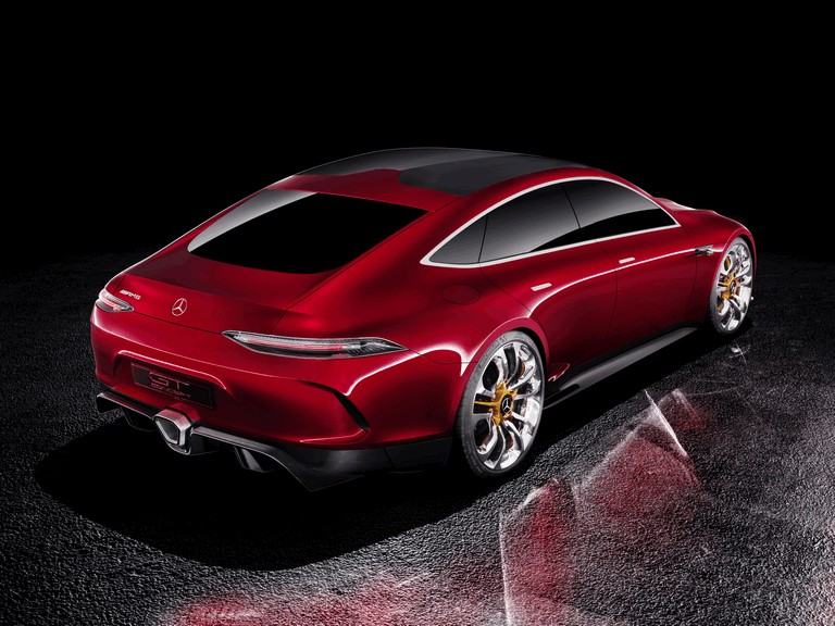 2017 Mercedes-AMG GT concept 458891