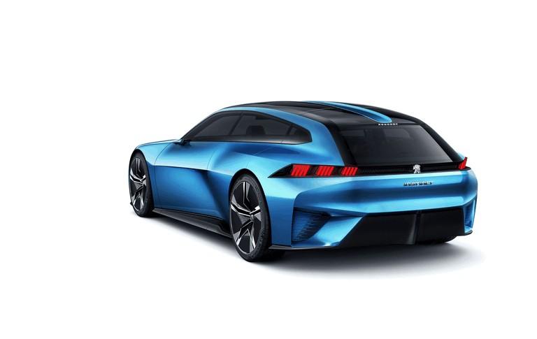 2017 Peugeot Instinct concept 459243