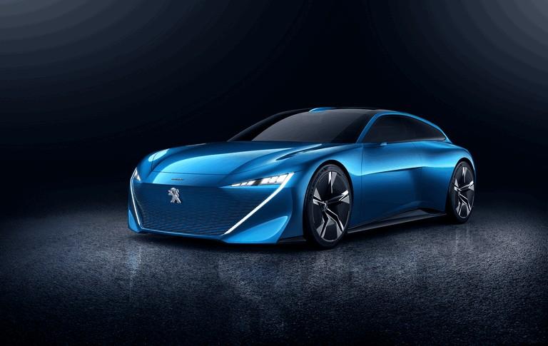 2017 Peugeot Instinct concept 459250