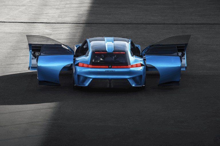 2017 Peugeot Instinct concept 459257