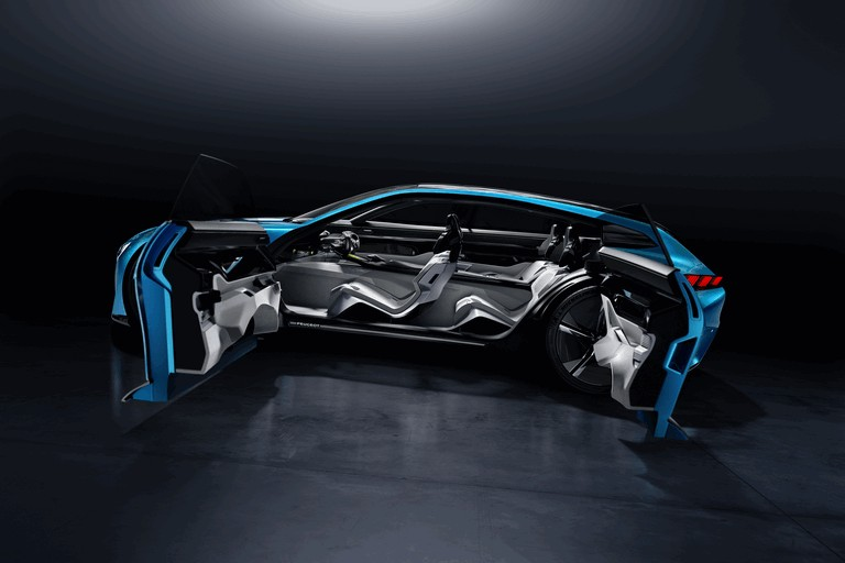 2017 Peugeot Instinct concept 459270