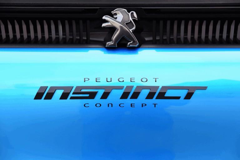 2017 Peugeot Instinct concept 459275