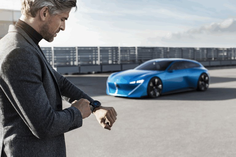 2017 Peugeot Instinct concept 459278