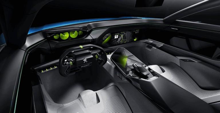 2017 Peugeot Instinct concept 459305