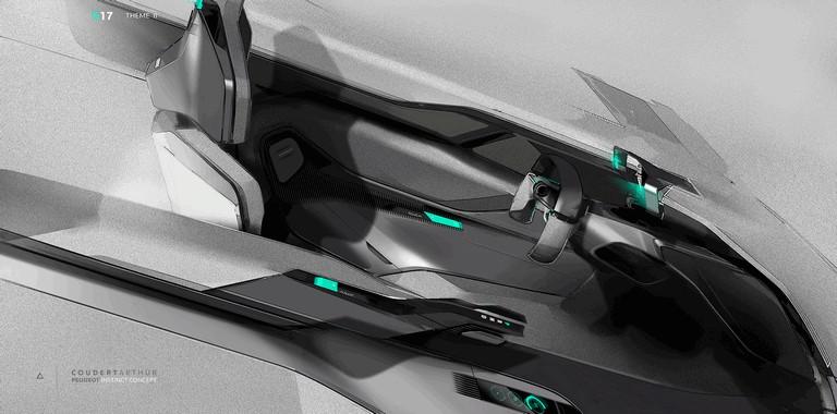 2017 Peugeot Instinct concept 459310