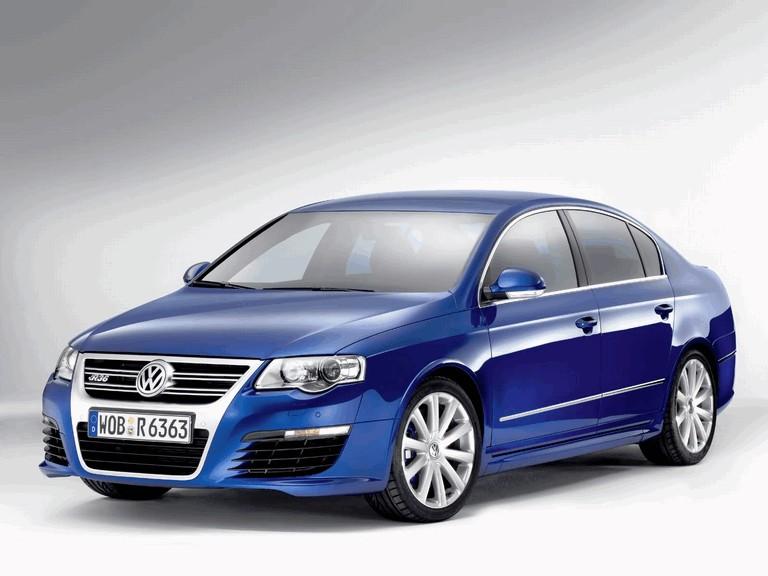 2007 Volkswagen Passat R36 225200