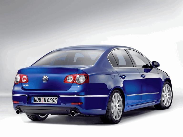 2007 Volkswagen Passat R36 225201