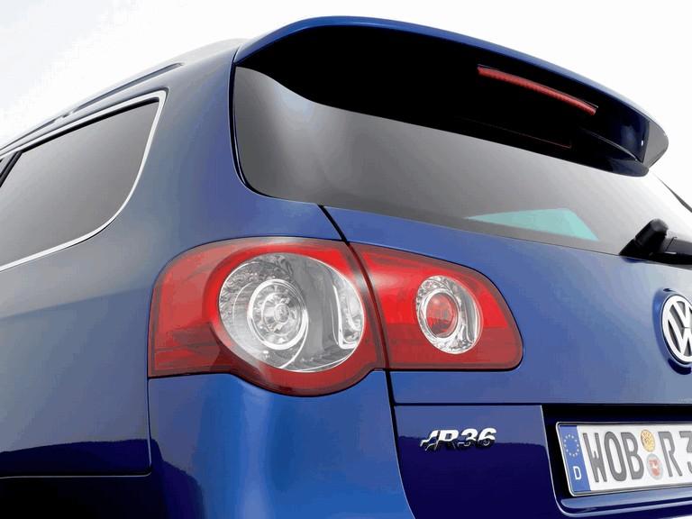 2007 Volkswagen Passat R36 Variant 225212