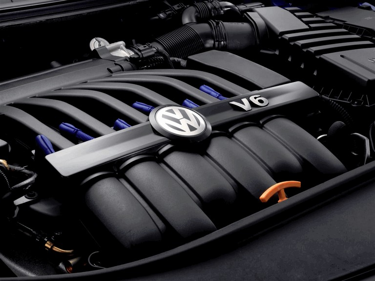 2007 Volkswagen Passat R36 Variant 225229
