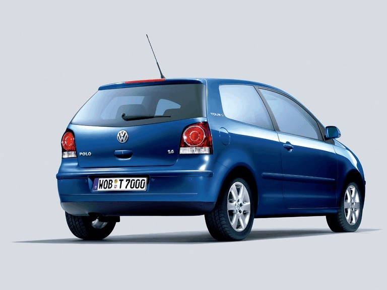 2007 Volkswagen Polo Tour 225232