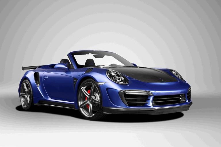 2017 Porsche 911 ( 991 type II ) Stinger GTR cabrio Carbon Edition by TopCar 488062