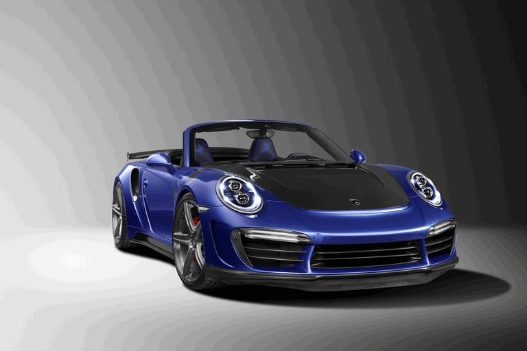 2017 Porsche 911 ( 991 type II ) Stinger GTR cabrio Carbon Edition by TopCar 488064